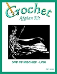 God Of Mischief - Loki Crochet Afghan Kit