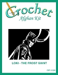 Loki - The Frost Giant Crochet Afghan Kit