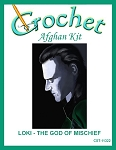 Loki - God Of Mischief Crochet Afghan Kit