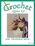 Loki - The Scarlet Witch Crochet Afghan Kit