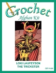 Loki Laufeyson The Trickster Crochet Afghan Kit