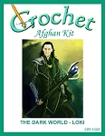 The Dark World - Loki  Crochet Afghan Kit