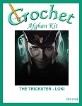 The Trickster - Loki Crochet Afghan Kit