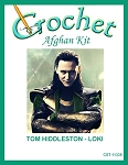 Tom Hiddleston - Loki Crochet Afghan Kit