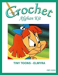 Tiny Toons - Elmyra Crochet Afghan Kit