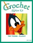 Tiny Toons - Plucky Crochet Afghan Kit