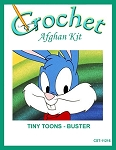 Tiny Toons - Buster Crochet Afghan Kit