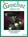 Transformers - Bulkhead Crochet Afghan Kit