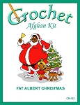 Fat Albert Christmas Crochet Afghan Kit