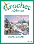 Heaven On Earth Crochet Afghan Kit