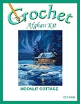 Moonlit Cottage Crochet Afghan Kit