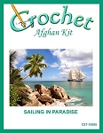 Sailing In Paradise Crochet Afghan Kit