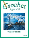 Twilight Beacon Crochet Afghan Kit
