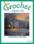 Christmas Prayers Crochet Afghan Kit