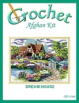 Dream House Crochet Afghan Kit