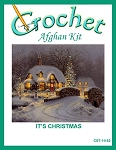 It's Christmas Crochet Afghan Kit