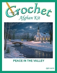 Peace In The Valley Crochet Afghan Kit