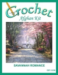 Savannah Romance Crochet Afghan Kit