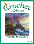 The Rock Of Salvation Crochet Afghan Kit
