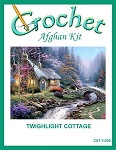 Twighlight Cottage Crochet Afghan Kit