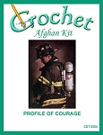 Profile Of Courage Crochet Afghan Kit