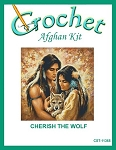 Cherish The Wolf Crochet Afghan Kit