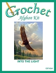 Into The Light Crochet Afghan Kit