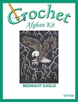Midnight Eagle Crochet Afghan Kit