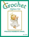 Precious Moments Angel Crochet Afghan Kit