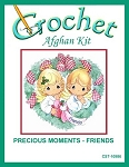 Precious Moments Friends Crochet Afghan Kit