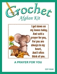 A Prayer For You Crochet Afghan Kit