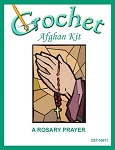 A Rosary Prayer Crochet Afghan Kit