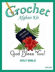 Holy Bible Crochet Afghan Kit