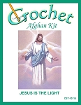 Jesus Is The Light Crochet Afghan Kit