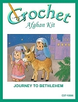 Journey To Bethlehem Crochet Afghan Kit