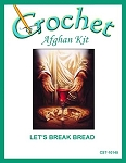 Let's Break Bread Crochet Afghan Kit