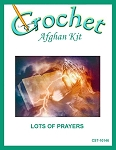 Lots Of Prayers Crochet Afghan Kit