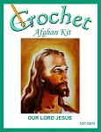 Our Lord Jesus Crochet Afghan Kit