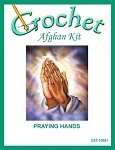 Praying Hands Crochet Afghan Kit