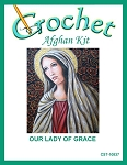 Our Lady Of Grace Crochet Afghan Kit