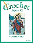 St. Christopher Crochet Afghan Kit