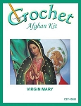 Virgin Mary Crochet Afghan Kit