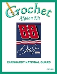 Earnhardt National Guard Crochet Afghan Kit