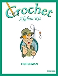 Fisherman Crochet Afghan Kit