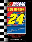 Jeff Gordon #24 Crochet Afghan Kit