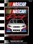 Nascar Race Car Crochet Afghan Kit