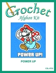 Power Up Crochet Afghan Kit