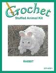 Rabbit Stuffed Animal Crochet Kit