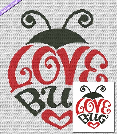 Love Bug Crochet Pattern