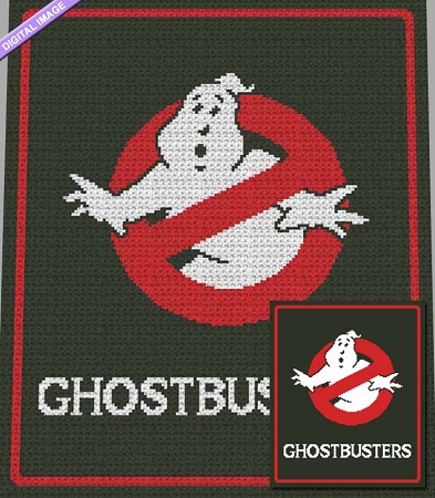 Ghostbusters Crochet Pattern